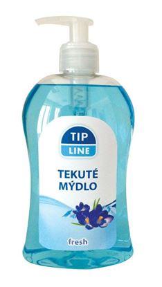 Obrázek Mýdla tekutá Tip Line  -  fresh / 500 ml