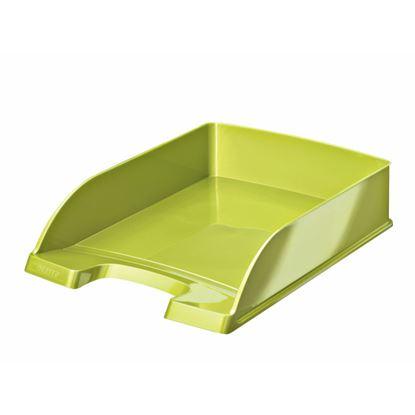 Obrázek Kancelářský box Leitz PLUS WOW - zelená