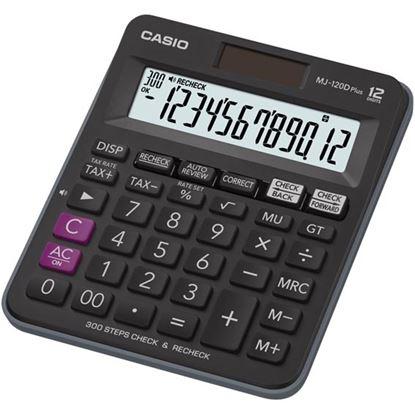 Obrázek Kalkulačka Casio MJ 120 D - displej 12 míst