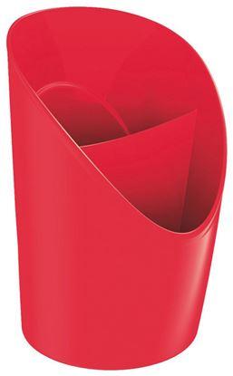 Obrázek Stojánek na psací potřeby Vivida -  červená
