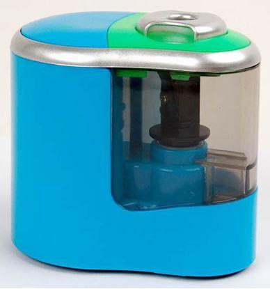 Obrázek Ořezávací strojek Simple elektrický - barevný mix
