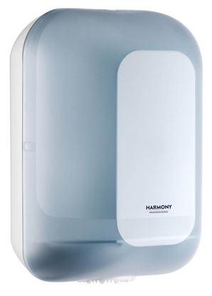 Obrázek Zásobník na ručníky v rolích Harmony Professional - Maxi / 360 x 240 x 245 mm