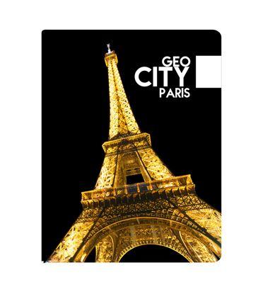 Obrázek Obal na osobní doklady - Geo city / mix motivů