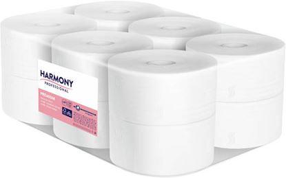 Obrázek Toaletní papír Jumbo 100 % celulóza - průměr 190 mm