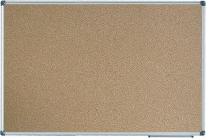Obrázek Tabule korkové - 100 x 150 cm / Alu rám