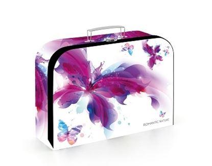 Obrázek Školní kufřík - Motýl
