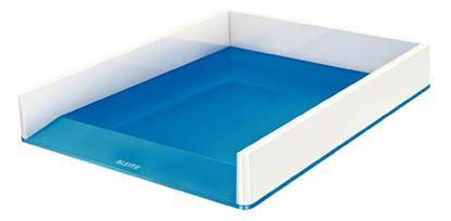 Obrázek Kancelářský box Leitz WOW - modro-bílá