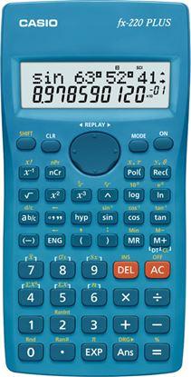 Obrázek Casio FX 220 plus 2E školní kalkulačka displej 10+2 místa