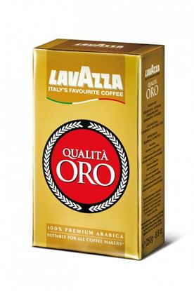 Obrázek Káva Lavazza Qualita -  Oro / mletá / 250 g