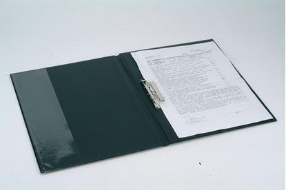 Obrázek Desky A4 s rychlosvorkou u hřbetu - černá