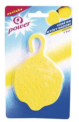 Obrázek Q-Power citron vůně do myčky