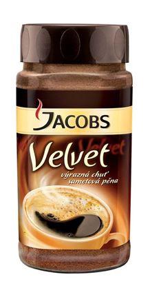 Obrázek Káva Jacobs Velvet - rozpustná / 200 g