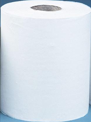 Obrázek Ručníky v rolích super bílé - mini / 60 m