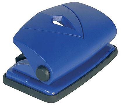 Obrázek Kancelářský děrovač RON 802 - modrá