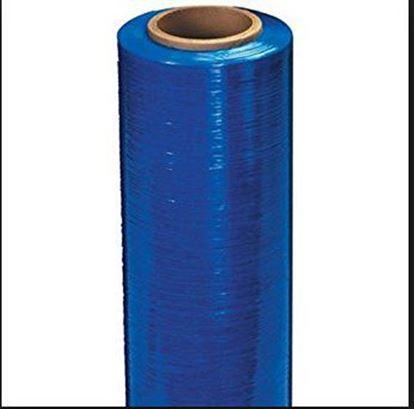 Obrázek Fólie smršťovací barevná - šíře 50 cm / 2,2 kg / 23 my / modrá