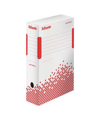 Obrázek Archivní box Esselte Speedbox - hřbet 10 cm / bílá