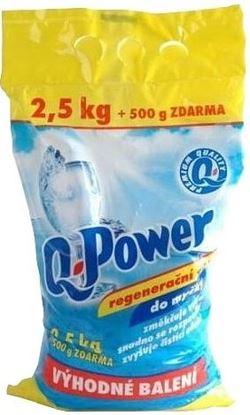 Obrázek Prostředky do myčky Q-Power - sůl do myčky / 2,5 kg