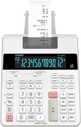 Obrázek Casio FR 2650 RC stolní kalkulačka displej 12 míst