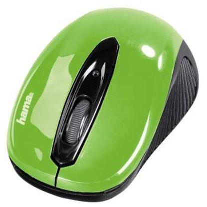 Obrázek Myš Hama AM bezdrátová -  AM  7200 / zelená
