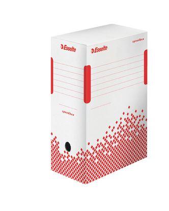 Obrázek Archivní box Esselte Speedbox - hřbet 15 cm / bílá