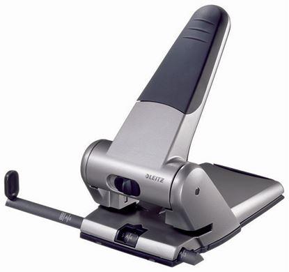 Obrázek Leitz 5180 kancelářský děrovač stříbrná