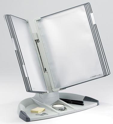 Obrázek Pultový stojan Tarifold Office - šedá