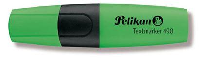 Obrázek Pelikán 490 zvýrazňovač zelená