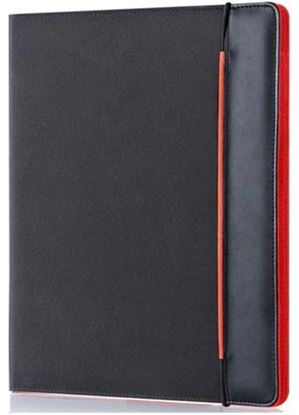 Obrázek Portfolio A4 Sakota - černá / červená