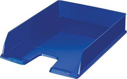 Obrázek Kancelářský box na spisy Centra - modrá