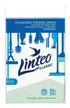 Obrázek Linteo Classic švédska utěrka z mikrovlákna 30 x 35 cm