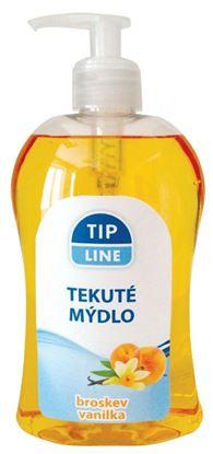 Obrázek Mýdla tekutá Tip Line  -  broskev / 500 ml