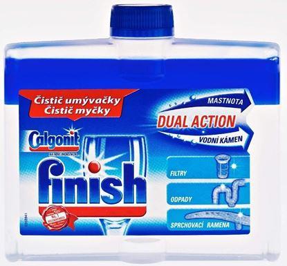 Obrázek Finish – prostředky do myčky - čistič myček / 250 ml
