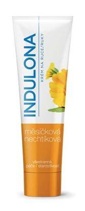 Obrázek Krém na ruce Indulona  -  oranžová / měsíčková / 85 ml