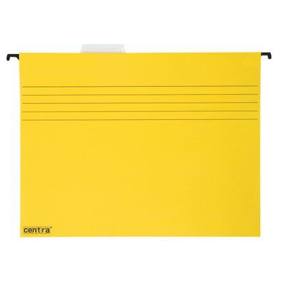 Obrázek Závěsné desky Centra - žlutá