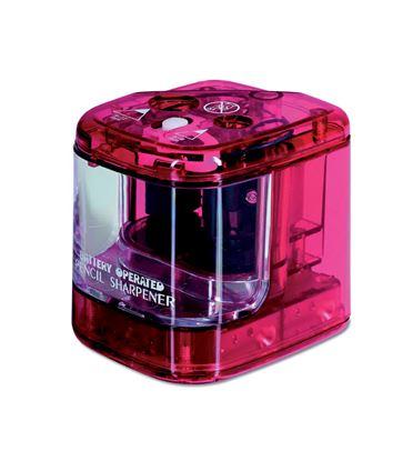 Obrázek Ořezávací strojek elektrický dvojitý - mix barev