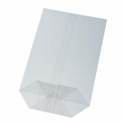 Obrázek Celofánové sáčky - 100 x 170 mm / 100 ks / křížové dno