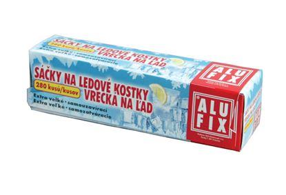 Obrázek Sáčky na led Alufix - 10 sáčků / 280 kostek