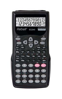 Obrázek Rebell SC2040 vědecká kalkulačka displej 10 míst
