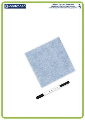 Obrázek Oboustranně stíratelné tabulky Centropen - 7789 / formát A3
