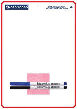Obrázek Oboustranně stíratelné tabulky Centropen - 7769 / formát A4