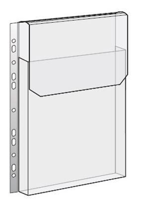Obrázek Závěsný obal A4 s rozšířenou kapacitou - A4 / s chlopní / 10 ks