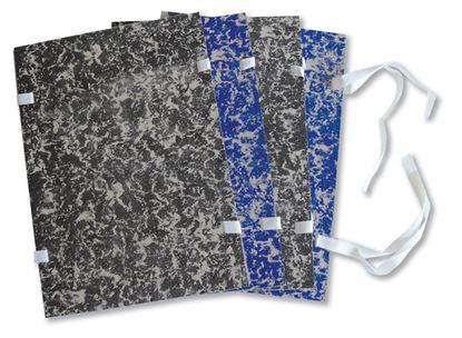 Obrázek Spisové desky s tkanicí - formát A4 / se hřbetem