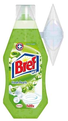 Obrázek Bref WC gel  -  Green apple / 360 ml