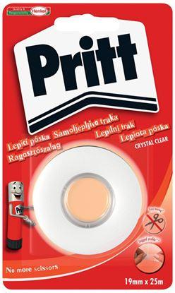 Obrázek Lepicí páska Pritt Už nikdy nůžky -  19 mm x 25 m