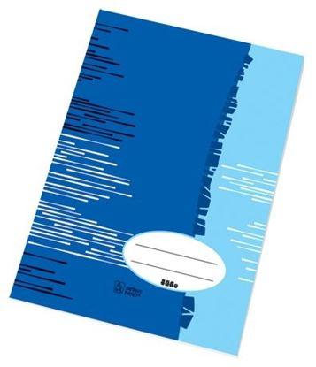 Obrázek Sešity školní ECONOMY 20 listů  -  A4 / čistý