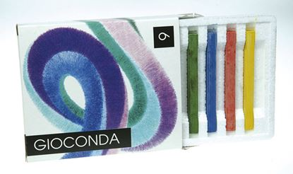Obrázek Křídy mastné Gioconda  -  6 barev