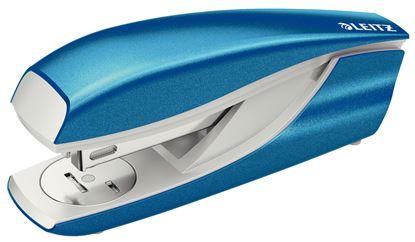 Obrázek Kancelářský sešívač 5502 - metalická modrá