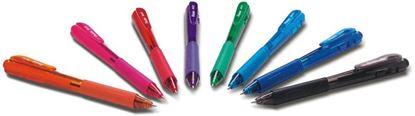 Obrázek Kuličkové pero Pentel BK437 Jo! - červená