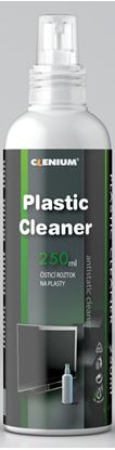 Obrázek Čisticí spray na plasty Clenium - na plasty / 250 ml