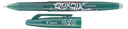 Obrázek Roller Pilot Frixion Ball - zelená